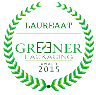 Laureaat Greener packaging award